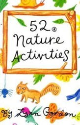 52 Activities in Nature Card Game