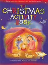 The Christmas Activity Book