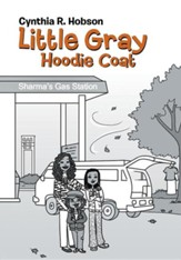 Little Gray Hoodie Coat