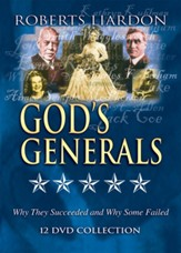 God's Generals Collection, 12 DVDs