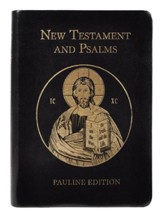 NAB New Testament and Psalms, Bonded Leather