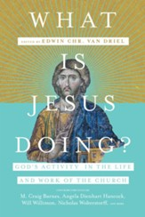 What Is Jesus Doing?: God's Activity in the Life and Work of the Church