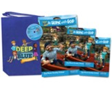 Deep Blue Connects: At Home With God One Room Sunday School Kit, Summer 2019