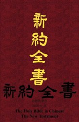 Chinese New Testament, Paper