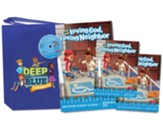 Deep Blue Connects: Loving God Loving Neighbor One Room Sunday School Kit, Fall 2019