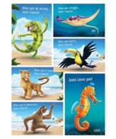 Shipwrecked: Bible Point Posters (set of 5)