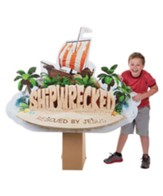 Shipwrecked: Logo Display