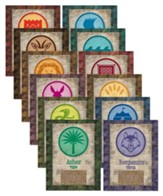 Babylon: Tribe Names Poster Pack (set of 12)