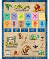 Babylon: Sticker Sheets (pkg. of 10 sheets)
