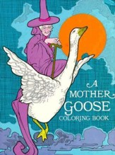 Mother Goose-Coloring Book