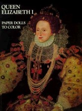 Queen Elizabeth I-Coloring Book
