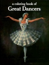 Great Dancers-Coloring Book