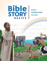 Bible Story Basics: Reader Leader Guide, Fall 2019