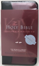 KJV Complete Bible - Audio Bible on CD
