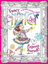 Fancy Nancy: Express Yourself!: A Doodle and Draw Book