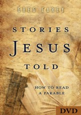 Stories Jesus Told: How to Read a Parable, DVD