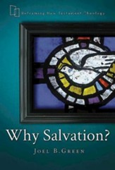 Why Salvation? (Reframing New Testament Theology) [Hardcover]