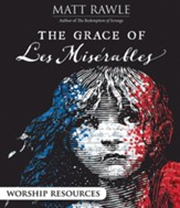 The Grace of Le Miserables Worship Resources Flash Drive