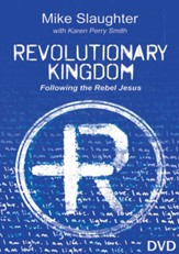Revolutionary Kingdom: Following the Rebel Jesus, DVD