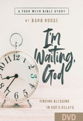 I'm Waiting God, Women's Bible Study DVD