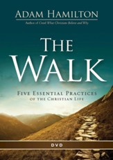 The Walk: Five Essential Practices of the Christian Life DVD