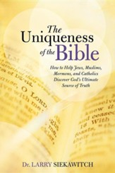 Bible blueprint a catholics guide to understanding and embracing the uniqueness of the bible how to help jews muslims mormons and malvernweather Choice Image