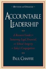 Accountable Leadership