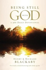 Being Still with God: A 365-Daily Devotional