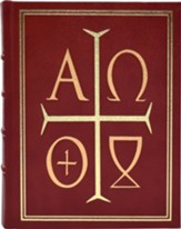 Roman Missal: Leather Chapel Edition