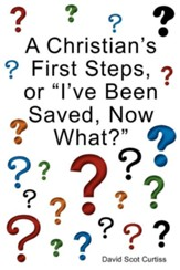 A Christian's First Steps, or I've Been Saved, Now What?