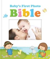 Baby's First Photo Bible - Slightly Imperfect