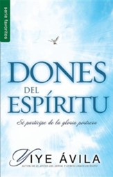 Dones del Espíritu  (Gifts of the Holy Spirit)