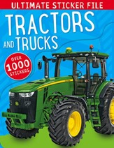 Ultimate Sticker File: Tractors