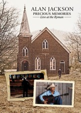 Precious Memories: Live at the Ryman DVD
