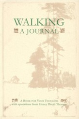 Walking: A Journal