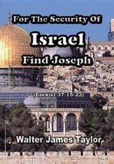 For the Security of Israel Find Joseph