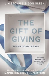 The Gift of Giving: Living Your Legacy