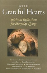 With Grateful Hearts: Spiritual Reflections for Everyday Living