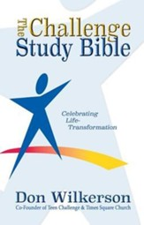The CEV Challenge Study Bible, Hardcover