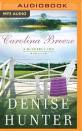 Carolina Breeze - unabridged audiobook on MP3-CD