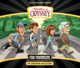 Adventures in Odyssey Fan Favorites CD