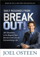 Daily Readings from Break Out!, Unabridged Audio CD