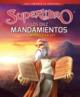 SuperLibro: Los diez mandamientos (SuperBook: The Ten Commandments)
