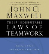 The 17 Indisputable Laws of Teamwork [Download]
