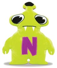 Nanonocci 15 Plush Doll
