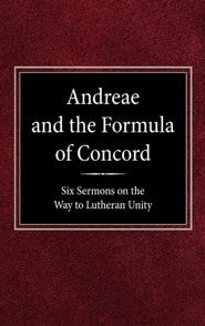 Andreae & the Formula of Concord