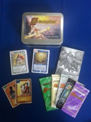 Redemption Gift Set: Starter Decks and Booster Packs for Redemption Trading Card GameBible Edition  -     By: Rob Anderson