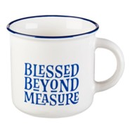 Blessed Beyond Measure Mug