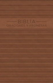 Biblia NVI Oraciones y Promesas, Hombres  (NVI Bible Prayers & Promises, Men)