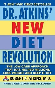 Dr. Atkins' New Diet Revolution: Completely Updated!Updated Edition
